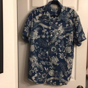 Faherty Brand men's button shirt XL